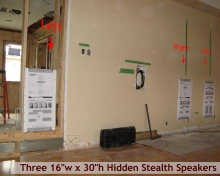Stealt Accoustics speaker