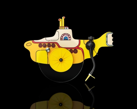 Pro-ject Artist Collection The Beatles Yellow Submarine