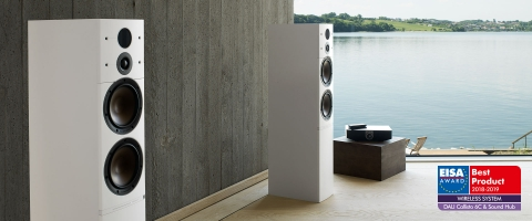 Dali Calisto draadloos speakersysteem