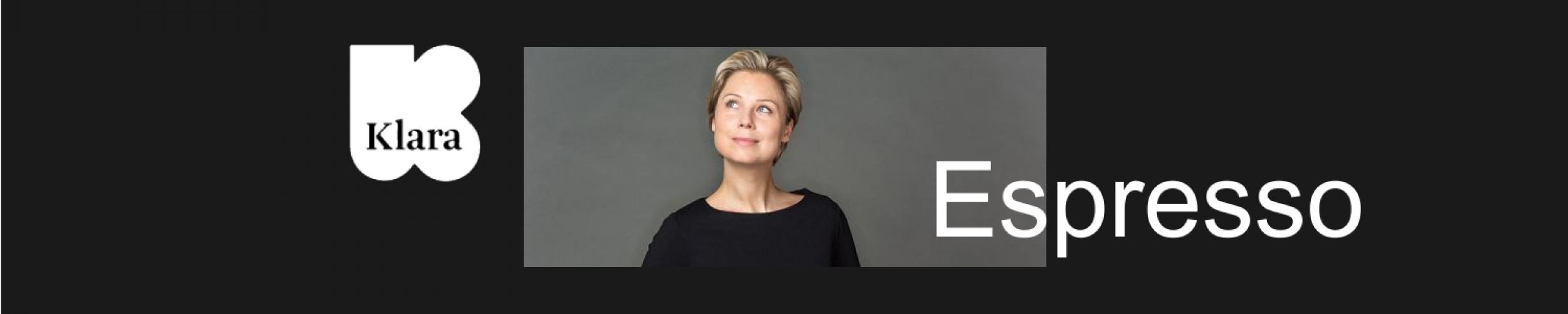 Klara documentaire over Oostende Klank en Beeldstudio Vanden Bussche vermeld in Klara reportage
