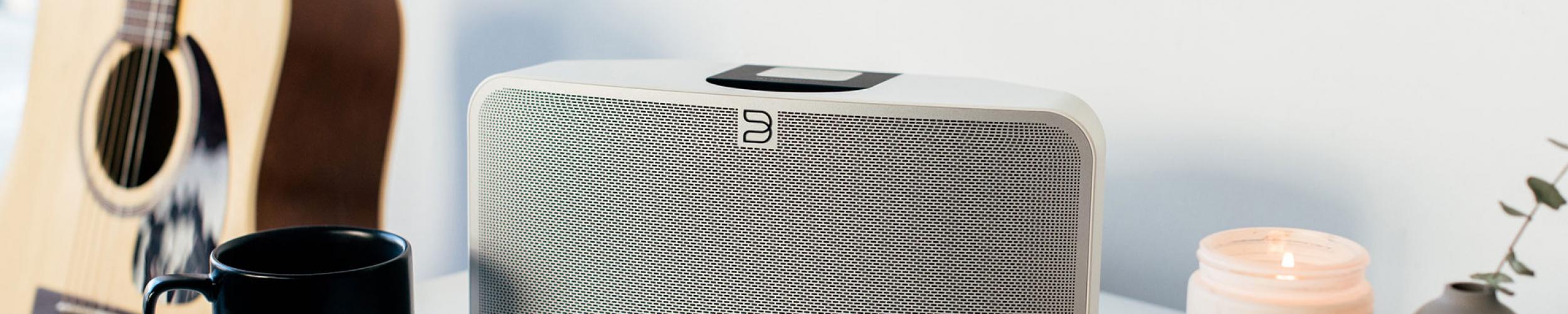 BluesoundBluesound : streaming audio voor alle situaties